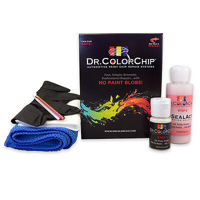 Dr. ColorChip Standard Paint Chip Repair Kit...ANY MAKE AND MODEL...ALL COLORS