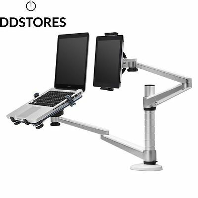Laptop Tablet Mount. Swivel a