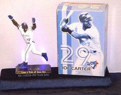 Joe Carter Rare Bobblehead - Blue Jays Stadium Give Away - Ltd Edition