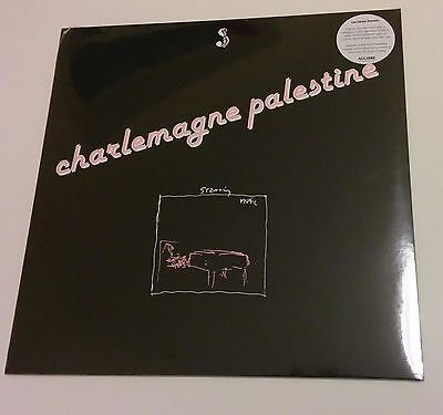 CHARLEMAGNE PALESTINE - Strumming Music LP *Reissue* La Monte Young Terry Riley