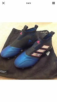 Adidas Ace PureControl 17+purecontrol Football Boots Size 10.5