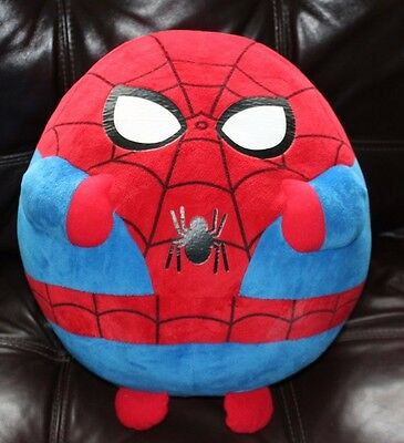 Spiderman TY Beanie Ballz large size 14in ball
