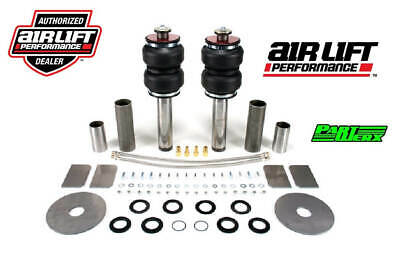 Air Lift Performance Universal High Damping Bellow Over Strut Custom Suspension