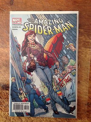 Amazing Spider-man Spiderman 492 (51) Nm Great Campbell Cover