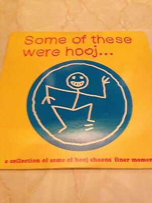 "HOOJ CHOONS ""SOME OF THESE WERE HOOJ"" 2 x vinyl LP BREAKBEAT"