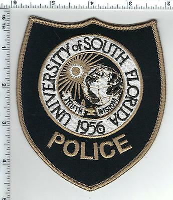 University of South Florida Police Shoulder Patch - new from the 1990's
