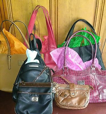 women's accessories purses 7 different style handbags lot free shipping