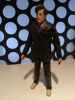 """Doctor Who 11Th Eleventh In 10Ths Clothes Dr Regenerated End Of Time 5"""" Figure"""