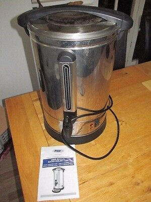 Water Boiler Stainless Steel - USED in FWO - 20 Litre Capacity - BOXED