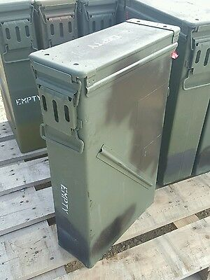"40 MM Ammo Can 23""x 14.5""x 5.5"" Airtight Waterproof Storage Box Preppers PA-156"