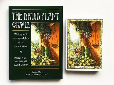 The Druid Plant Oracle By Philip Carr-Gomm / Will Worthington 2007 - Unboxed