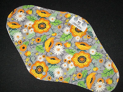 Little Bee Creations Cloth Menstrual Mama Pad Light - med (14 In),u pick fabric