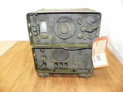 US Army Signal Corps Receiver R-174/URR   Power Supply PP-308/URR
