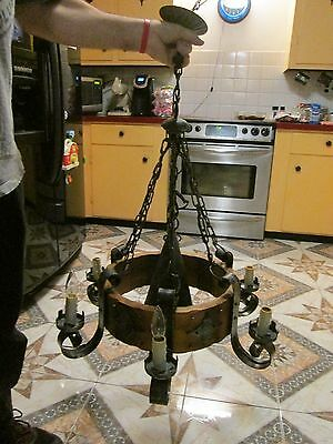 Gothic Chandelier! Anyone have a castle?