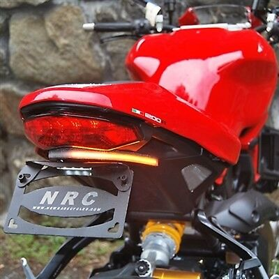 Ducati Monster 1200R Fender Eliminator Kit - Standard - New Rage Cycles