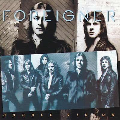 Foreigner – Double Vision( Remastered)  CD NEW