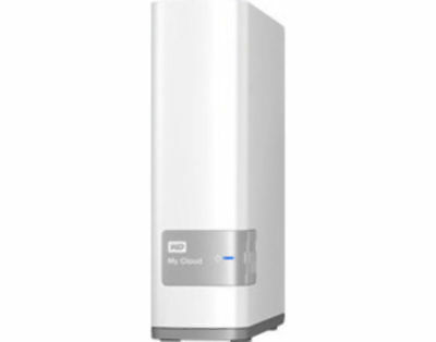 WD MY CLOUD NAS, 1BAY, 6TB , GbE(1), USB3.0, 2YR