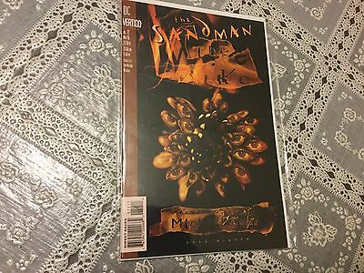 The Sandman The Wake No 72 Nov 1995 DC Comic