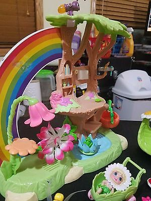 Tinker Bell Great Fairy Rescue With Tinker Bell Peter Pan Sink/Stove/Oven Sofa +