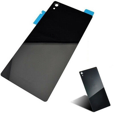 Useful Replacement Battery Back Rear Glass Cover Panel housing for Sony Xperia