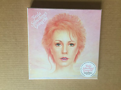 Frida - Something's going on - 3 disk deluxe limited edition only 2000 copies