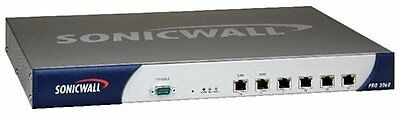 Sonicwall Pro 3060 1RK09-032 Network Security Appliance Firewall