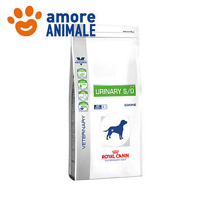 Royal Canin Veterinary Dog Urinary secco 14 Kg