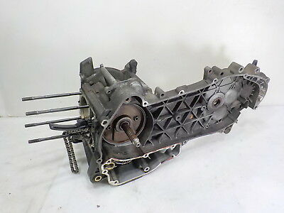 Piaggio X 8 125 motor housing engine crankshaft housing