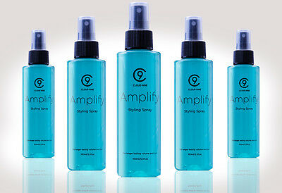 Cloud Nine Amplify Styling Spray For use with Hair