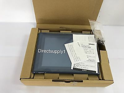 New* Omron NS8-TV00B-V2 Interactive Display Touch HMI Screen Operator Panel