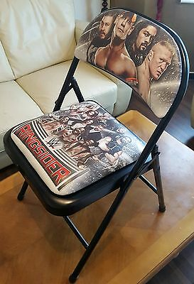 Brand New Wwe Ringsider Event Chair