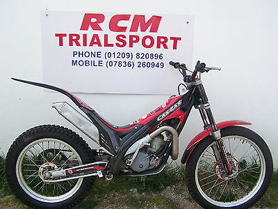 gasgas 125cc pro,2003 trials bike great condition ready to ride