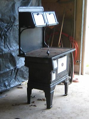 Marco Pride antique wood burning cook stove