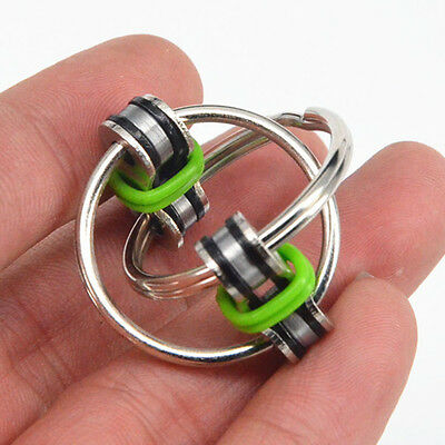 Chain Fidget Toy Hand Spinner Key Ring Sensory Toys Stress Relieve ADHD