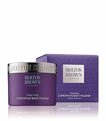 Molton Brown Comforting Body Polisher 275g Ylang-Ylang, Boxed/ Factory Sealed.