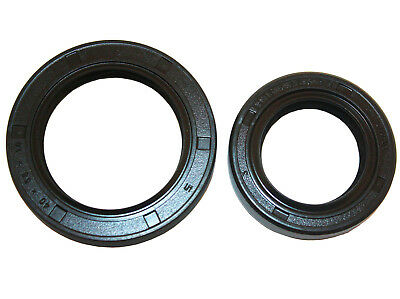 Peugeot 206 / 207 5sp gearbox diff / driveshaft oil seals, pair