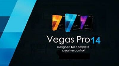 Vegas Pro Sony 64 Bits (Download, Shipping At Time)