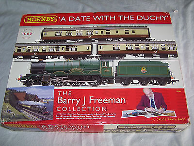 Hornby R 2986 'a Date With The Duchy' Train Set 0386/1000 *complete Unused*
