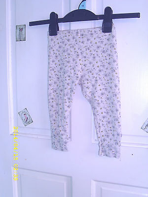 Girls Leggings Next Aged 1 Half To 2 Yrs