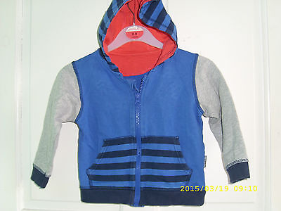 boys nutmeg outfit aged 12/18 months