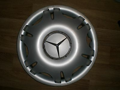"Mercedes vito viano wheel trim hub cap wheel cover, genuine 16"", 1, one"