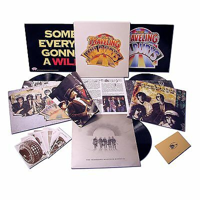 3 LP BOX Limited Deluxe Edition Traveling Wilburys Collection George Harrison