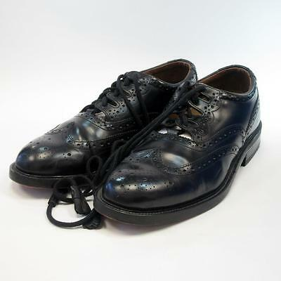 Thistle Shoes Scotland - Leather Ghillie Brogue Kilt Shoes - UK Size 9 1/2