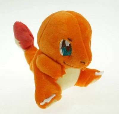 POKEMON CHARMANDER PELUCHE 4 charizard plush figure center ds Salameche 10161