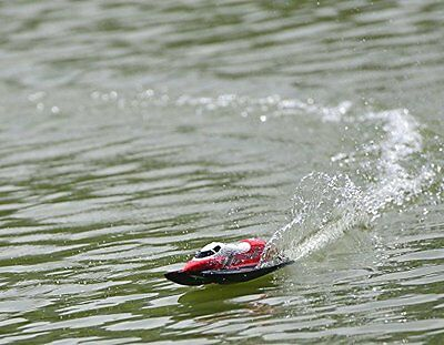 Funtech Fast RC Boat High Speed 20MPH 2.4GHz Electric Remote Controlled Boat wi