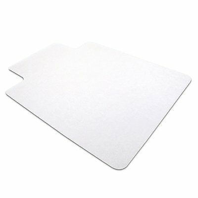 NEW! Home Office Non Slip PVC Desk Chair Mat Carpet Floor Protector