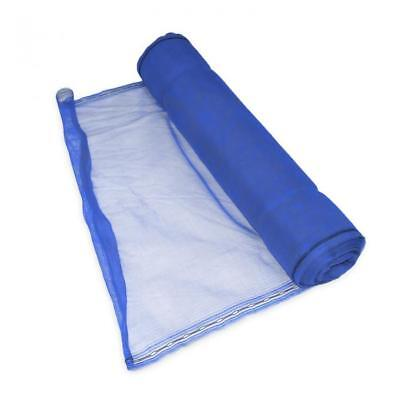 NEW! Blue Shade Debris Scaffold Garden Netting 2m x 50m - RRP £49.99