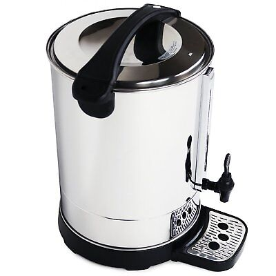 NEW! 30L Commercial Catering Kitchen Hot Water Boiler Tea Urn Coffee