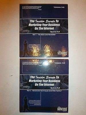 The Insider Secrets to Marketing Your Business on the Internet-Version 3.0 Bk1&2