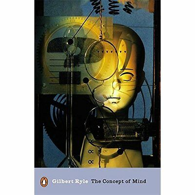 The Concept of Mind Ryle, Dennett Penguin Classics Paperback 9780141182179